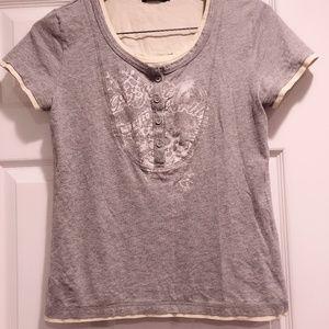 Tops - Women's short sleeve T shirt Tee